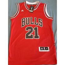 Camiseta Musculosa Adidas Nba Chicago Bulls