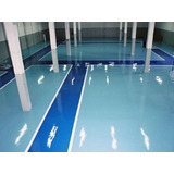 Resina Epoxi Incolor P/pisos Industriais Concreto,ceramicas
