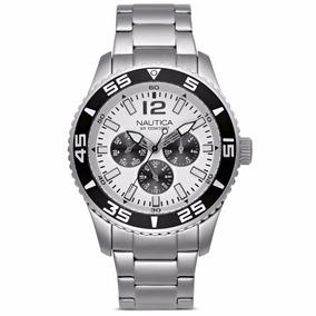 Envio Gratis Reloj Nautica Cronografo A15657g