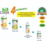 Kitcorps Herbalife 2 Shakes + Fiber Concentrate + Nrg 60g