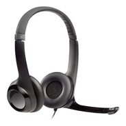 Audífono Logitech Con Micrófono H390 Usb