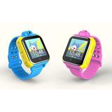 Smartwatch Reloj Gps Niños Pantalla Touch Cámara Lbs Wifi