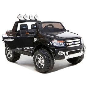 Ford Ranger Auto A Batería Negro