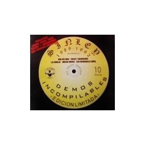 Cd Sin Ley - Demos Incompilables 1989-1992 ( Big Bang Rock)