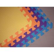 Pack X 5 Pisos Encastrable Antigolpe Goma Eva 1 X 1 16mm