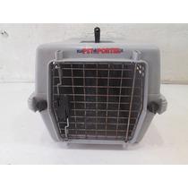 Jaula Transportadora Perros Mascotas Razas Pequeñas #533