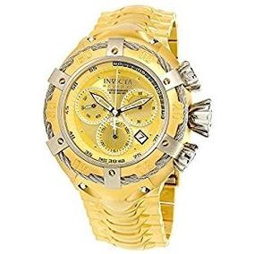 6ac5bd9e9c4 Relogio Invicta Ouro 18 Kilates - Relógio Invicta Masculino em Rio ...