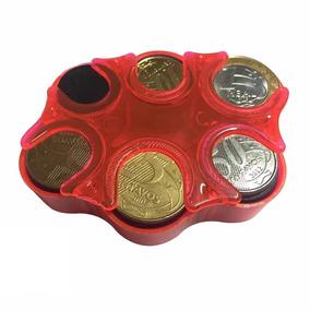 Porta Moedas Bolso Organizador Dinheiro Loja