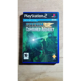 Play Station 2 Socom U.s. Navy Seals[combined Assault]