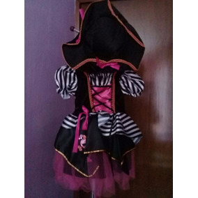 ¡llegó Halloween! Padrísimos Disfraces Para Niña Talla 2