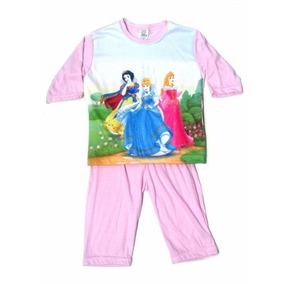 Pijama Manga Corta Princesas New Toys - Jugueteria Aplausos