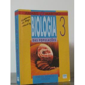 Biologia Volumes Volume 3 Amabis & Martho