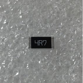 Resistor Smd 4r7 2512 5% - Original ( 10 Unidades )