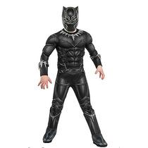 Disfraz Black Panther Pantera Negra Niño Halloween 2016