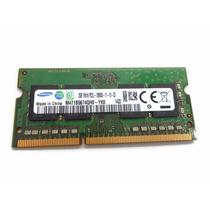 Memoria Samsung Sodimm Ddr3 2gb