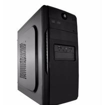 Computador Cpu Novo Placa Mae Com Proc. Dual Core Hd320 4ram
