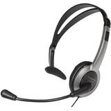 Panasonic Kx-tca430 De Ajuste Cómodo, Auriculares Plegable