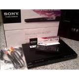 Reproductor De Dvd Sony Mod. Dvp-sr700hp