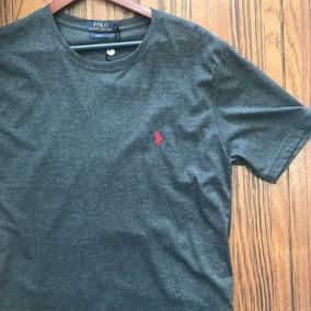 e34498aeac0e7 Camiseta Básica Polo Ralph Lauren Original Frete Gratis + Nf