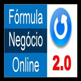 Fórmula Negócio Online 2.0- Alex Vargas+ 3500 Bônus