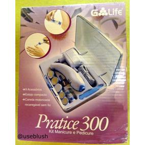 Kit Manicura E Pedicure Pratice 300 G-life
