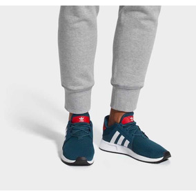 Tenis Casuales Hombre - Tenis de Hombre Azul petróleo en Mercado ... 29660cd1f5f