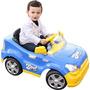 Veículo Elétrico Sout Car C/controle Remoto Az - Homeplay