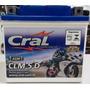 Bateria Cg 125 Fan Ks Sem Partida Eletrica / Clm5d