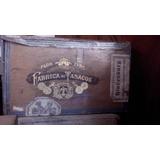 Antiguo Caja Cigarros Hindenburg Tabaco Flor Fina