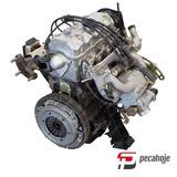 Motor Completo Hafei Towner Picape Van 1.0 8v Delphi Novo
