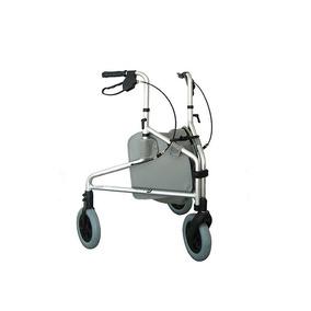 Andador Ortopédico Para Idoso Com 3 Rodas Comfort Sl-309