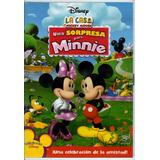 La Casa De Mickey Mouse: Una Sorpresa Para Minnie - Original