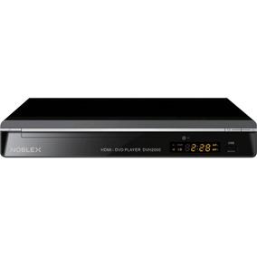 Reproductor Dvd Con Hdmi Usb Noblex Dvh2000