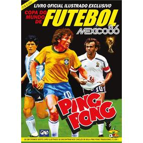 Álbum Figurinhas Digital Copa Do Mundo 1986 Ping Pong