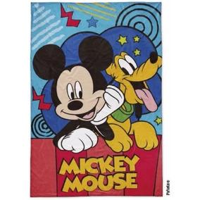 Frazada 150x220 Mickey Original Piñata Yo Gane
