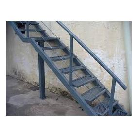 Escalera de hierro para exterior otros en mercado libre - Escaleras de hierro para exterior ...