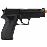 Pistola Airsoft Spring / Mola Sig Sauer P226 6mm Plástico