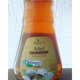 Mel Orgânico Com Certificado Silvestre 270g