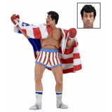 Rocky Balboa 40th Aniversario Series 2. Neca. Nuevo En Caja!