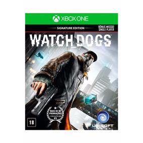 Watch Dogs - Xbox One - Original - Lacrado - Mídia Física