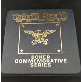 Navaja Boker Ed.coleccion 1976 Segunda Guerra Mundial -us