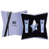Perfume Angel Mujer Cofre Edp 25ml + Crema+gel Ducha