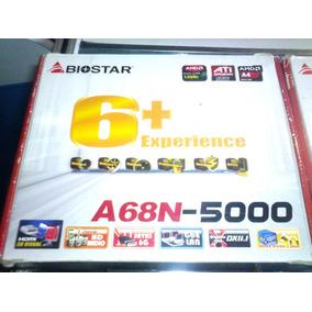 Tarjetas Madres Amd Biostar A68n Quad-dual Core + Procesador