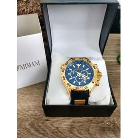 230cd642be7 Emporio Armani Ar 0690 Com - Relógio Masculino no Mercado Livre Brasil