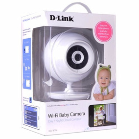 Camara Monitoreo Para Bebes Wifi Marca D-link