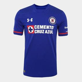 Jersey Cruz Azul 2017-2018 Oficial S, M.
