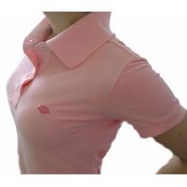 Camiseta Polo Feminina - Reouvé Original - Promoção!!!