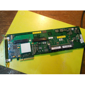 Controladora Hp Smart Array E200 Sas Raid Pci-e X8 412799-00