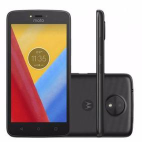 Celular Motorola Moto C 8g Quad Core Dual Sim Tela 5 - 3g
