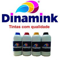 Tinta Ecosolvente Dinamink - Dx4 Dx5 Dx7 - C M Y K